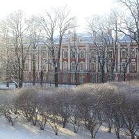 Photo taken at Издательство «Наука» by Olga N. on 1/24/2014