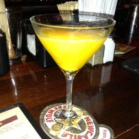 Photo taken at Wood-n-Tap Bar & Grill by Rena M. on 10/30/2012