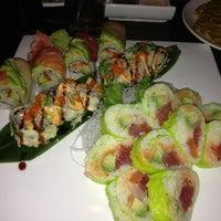 Снимок сделан в Kyoto Japanese Restaurant пользователем Alyssa Rae 12/23/2012