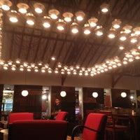 Photo taken at Café Batu Jimbar by Leigh L. on 10/6/2012