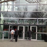Photo taken at Corning Museum of Glass by Diana Raíza Q. on 11/20/2012