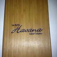 Photo taken at La Bella Havana by Cisco D. on 10/7/2012