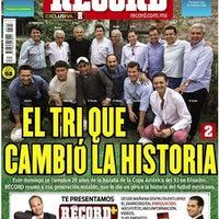 Photo taken at Puesto De Periodicos by Kun J. on 6/13/2013