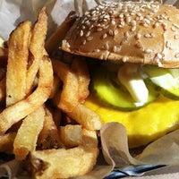 Photo taken at Farm Burger by Diaz A. on 6/18/2013