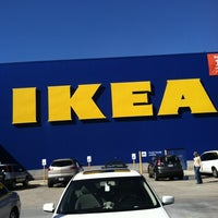 Photo taken at IKEA Atlanta by Diaz A. on 10/19/2012
