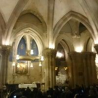 Foto tomada en Cripta de la Sagrada Família por Albert L. el 10/23/2015