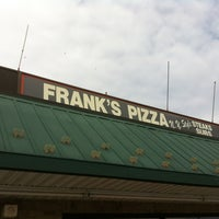Photo taken at Frank's Pizza & Pasta by Brian S. on 10/14/2012