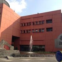 Photo taken at Universum, Museo de las Ciencias by Roberto R. on 11/14/2012