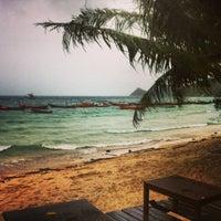 Photo taken at Seashell Resort Koh Tao by Pavel P. on 7/22/2013
