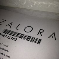 Photo taken at ZALORA Warehouse by Florenz D. on 12/26/2012