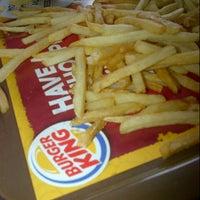 Photo taken at Burger King by Meor K. on 12/25/2012