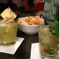 Photo taken at Milano Lounge Cafè by Sara M. on 10/28/2012