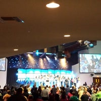 Photo taken at Cathedral Of Faith by Craig P. on 6/1/2014
