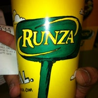 Photo taken at Runza by Abdul A. on 2/12/2013