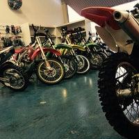 Photo taken at Dakar Motos by Leonardo M. on 11/21/2014