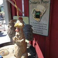 Photo taken at Hunter's Run Wine Barn by Belch S. on 4/21/2013