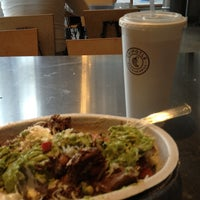 Photo taken at Chipotle Mexican Grill by Erin B. on 11/5/2012