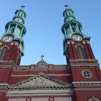 Photo taken at Mother of God Church by Greg K. on 7/16/2014