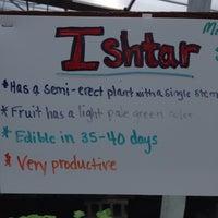 Photo taken at Eckert's Greenhouse by Greg K. on 5/30/2015