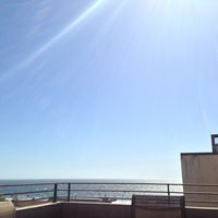 Photo taken at Marine St. Beach Scope by daisy🐒⚡️ . on 4/17/2013