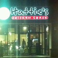 Photo taken at Hattie's Chicken Shack by Frank C. on 10/14/2012
