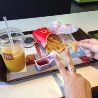 Снимок сделан в McDonald's пользователем Yulechka D. 5/3/2013