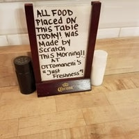 Photo taken at F. Ottomanelli Burgers and Belgian Fries by Daniel C. on 2/19/2018
