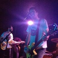 Das Foto wurde bei Rock & Roll Hotel von Maria G. am 10/25/2012 aufgenommen