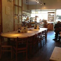 Photo taken at Le Pain Quotidien by Dmitriy D. on 1/2/2013