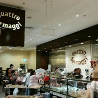 Photo taken at Quattro Formaggi Deli Chatswood by Andrew M. on 5/21/2016