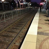 Photo taken at Bush Turnpike Station (DART Rail) by Joel W. on 12/19/2012