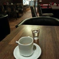 Photo taken at Cafetee by Paweł M. on 12/16/2012