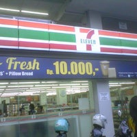 Photo taken at 7-Eleven by yoshua h. on 2/22/2013