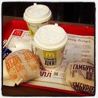 Das Foto wurde bei McDonald's von anna k. am 10/10/2012 aufgenommen