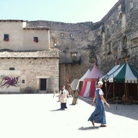 Photo taken at Castel Beseno by Francesco C. on 8/8/2013
