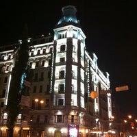 Снимок сделан в Премьер Палас Отель пользователем Vital L. 10/3/2012
