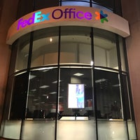 Photo taken at FedEx Office Print & Ship Center by Max M. on 6/7/2017