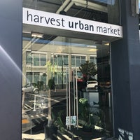 Photo taken at Harvest Urban Market by Max M. on 6/21/2017