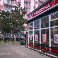 Photo taken at Moja Samoška by Peter Š. on 4/16/2013