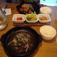 Photo taken at Eid (Korean Muslim Restaurant) by Fatim S. on 3/31/2017
