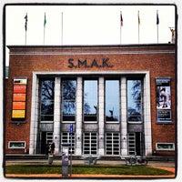 Photo taken at S.M.A.K. | Stedelijk Museum voor Actuele Kunst by Michael M. on 4/11/2013