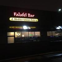 Photo taken at Falafel Bar by Rushi G. on 2/25/2016
