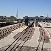 Photo taken at Gateway Multimodal Transportation Center by Nathan J. on 4/29/2013