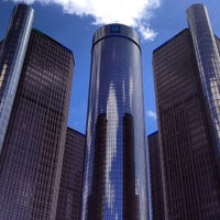 Photo taken at Downtown Detroit by Nathan J. on 4/27/2014