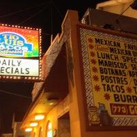 Photo taken at Tío Luis Tacos by Nathan J. on 4/27/2013