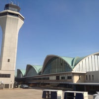 Photo taken at St. Louis Lambert International Airport (STL) by Nathan J. on 4/30/2013