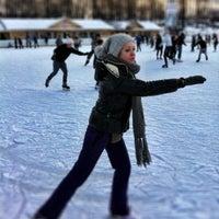 Photo taken at Каток «Новая лига» by Анна С. on 12/9/2012