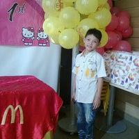 Photo taken at McDonald's Grand Taruma by Fifi N. on 10/5/2014