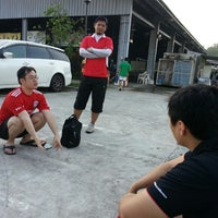 Photo taken at Sports Planet by Abdul Manap on 5/2/2014