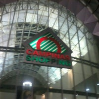 Photo taken at Campinas Shopping by Aline S. on 10/10/2012